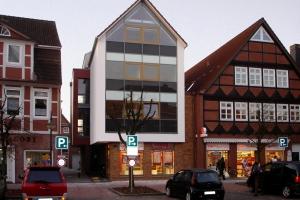 Fassade des Rossmann